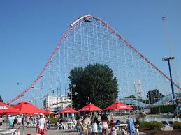 New Texas Giant Six Flags Over Texas Mean Streak Cp America U0027s Roller Coast