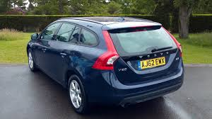 volvo v60 d3 es winter pack navigation rear parking assist