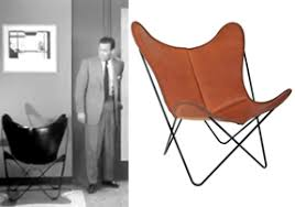 Charles And Ray Eames Hollywood Connections And How They Snuck - Butterfly chair designer