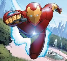 Iron Man What Do You Like About Ironman Iron Man Comic Vine