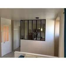 vitre separation cuisine cloison vitre cuisine cuisine avec verrire pour cloisonner avec