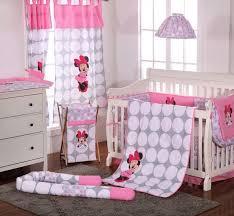 Minnie Crib Bedding Set Minnie Mouse Baby Bedding Crib Sets Mccbaywindow
