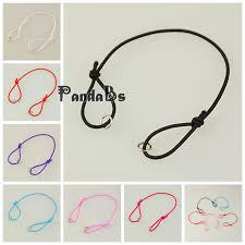 bracelet elastic cord images Elastic cord bracelet making with iron jumprings adjustable jpg