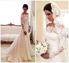 wedding dress with sleeves discount 2017 lace wedding dresses sleeve