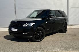 range rover autobiography range rover autobiography long tdv8 car4rent