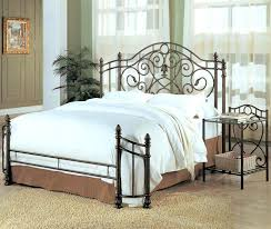 Iron Canopy Bed Frame Black Metal Four Poster Bed Frame Image Of Black Metal Canopy Bed