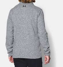 armour sweater armour ua specialist sweater for in true grey