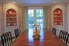 my dream pink dining room
