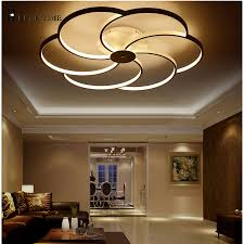 Plaster Chandelier by Compare Prices On Modern Acrylic Chandelier Online Shopping Buy