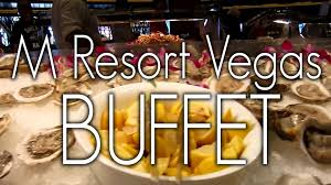 Best Lunch Buffets In Las Vegas by The M Resort Las Vegas Seafood Buffet Full Tour Youtube