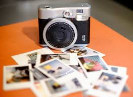 On Table by The Best Instant Camera The Wirecutter