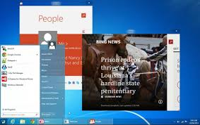 Windows 7 Bar At Top Of Screen How To Make Windows 8 Or 8 1 Look And Feel Like Windows 7