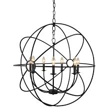yosemite home decor scfp2005 rs lights mini chandelier rustic part