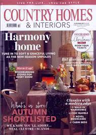 Country Homes Interiors Magazine Subscription Impressive Country Homes And Interiors Recipes On Home Interior 1