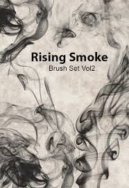 free rising smoke photoshop brush set vol2 creative nerds