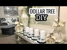 dollar tree diy mirror table runner diy home decor idea 2017