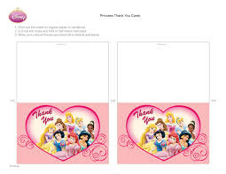 thank you photo cards disney princess thank you cards disney family