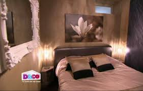 m6 deco chambre adulte chambre cuir de sylvain et mélanie