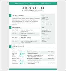 creative resume template free free creative resume templates bidproposalform