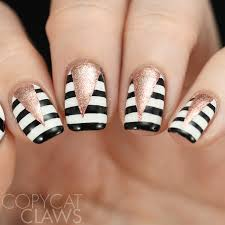 copycat claws 26 great nail art ideas mixed tape mani
