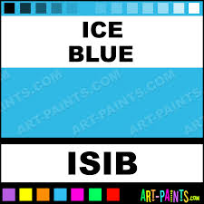 ice blue color tattoo ink paints isib ice blue paint ice blue