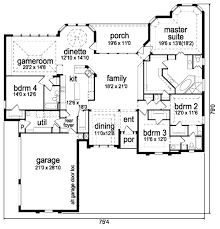 Karsten Homes Floor Plans 38 Best Plans De Maison Images On Pinterest House Floor Plans