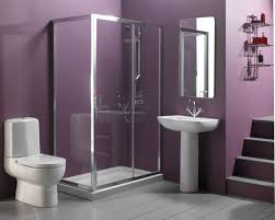 modern small bathrooms ideas bathroom ideas comfy purple small bathroom design idea with modern