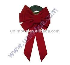 velvet ribbon large velvet ribbon christmas bow decoration