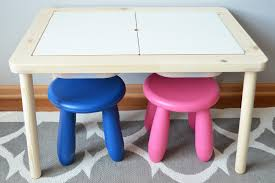 duplo table with chairs the best table ikea hack whisking mama