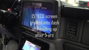 cadillac escalade radio car audio innovations works on cadillac escalade ext w custom