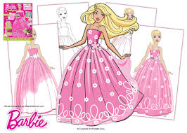 freelance illustrations barbie magazine
