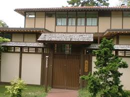 panoramio photo of japanese style house front view