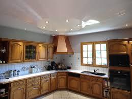 spot plafond cuisine plafond tendu barrisol evreux et aussi surprenant mur eclairage plan