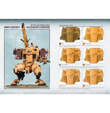 armies of expansion tau empire painting guide from games workshop