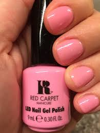 Girls Carpets Red Carpet Manicure Led Gel Polish Courageous Kind Of Nails