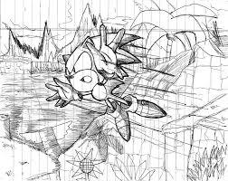 sonic the hedgehog green hill zone u003dsketch u003d by krizeii on deviantart