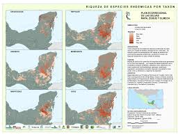 Map Of Yucatan Bwb Map Mapa Carte Contest Natureserve