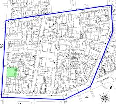 Maps Boston North End Site Through Time Once And Future City