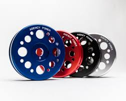toyota agency agency power lightweight crank pulley scion frs subaru brz