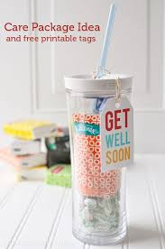 gifts for soon to be diy gifts ideas get well soon free printables and care package
