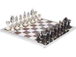decorative chess set mahogany and ivory chess set decorative chess set