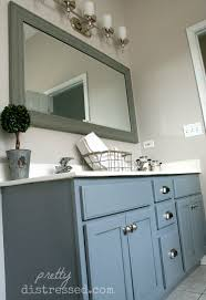 Painting Bathroom Cabinets Ideas by 11 Ways To Transform Your Bathroom Vanity Without Replacing It
