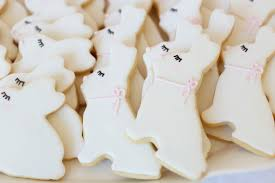 rabbit cookies s pink perfection baby shower best friends for frosting