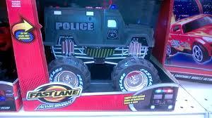 toy monster truck videos for kids monster truck toy for kids video police swat team truck fastlane