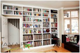 Fancy Bookshelves by Awesome Bespoke Bookcase Remodel Interior Planning House Ideas