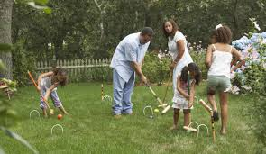 fun backyard games home outdoor decoration