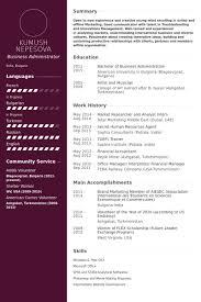 Internship Resume Examples by Market Researcher Resume Samples Visualcv Resume Samples Database
