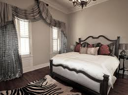 curtains for small window in bedroom with romantic white double