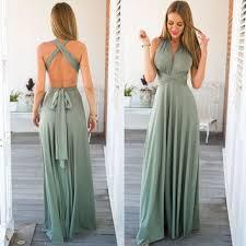 shop green maxi dress on wanelo