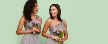 wedding flower ideas wedding bridesmaid bouquet flower ideas david s bridal